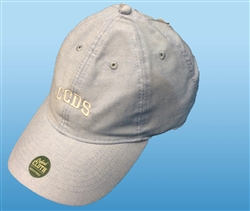 """Legacy"" Oxford Cloth cap with embroidered CCDS"