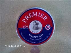 Crosman Premier Hollow Point .177/500 tin
