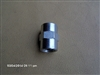 "1/4"" NPT female X 1/4"" NPT female Coupler"