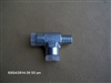 "1/8"" NPT female 3 way Street T Fitting"