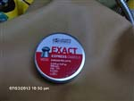 JSB Exact Express .177 7.9/500 tin
