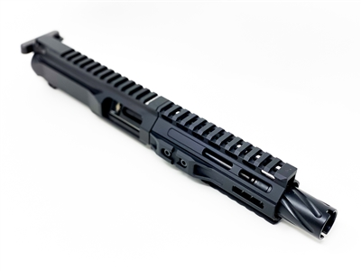 "5.5"" 9mm SSR5 Pistol Upper"