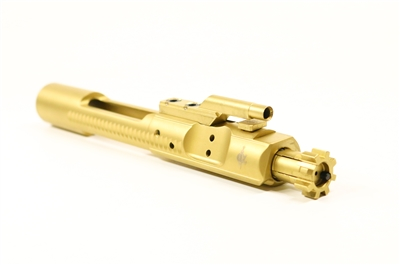 ALPHA TiN 5.56 Standard Bolt Carrier Group