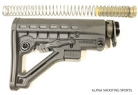 Alpha Enhanced M4 Stock Assembly