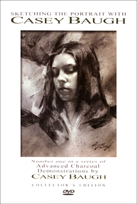 Sketching The Portrait With Casey Baugh