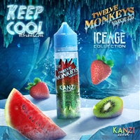 ICE AGE - KANZI ICED 60mL