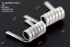 Single Framed Staple Staggerton (Pair) 0.1Ω Dual by Alambre