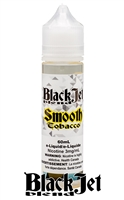 SMOOTH TOBACCO 60ML - BY BLACK JET
