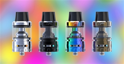 Captain Sub Ohm Tank by Ijoy