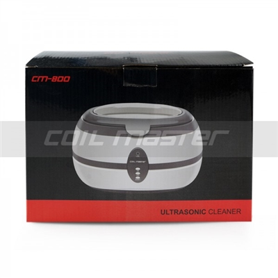 Coil Master Ultrasonic Cleaner (authentic)
