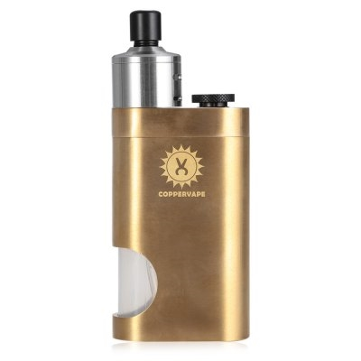 Coppervape BF Mechanical Mod Box (Authentic)
