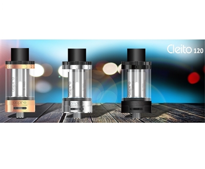 Aspire Cleito 120 Tank Clearomizer