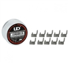 Staggered Fused Clapton Coil 0.2ohm (10pcs) (Out of Stock)