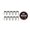 Twisted Fused Clapton Coil 0.1ohm (10pcs)