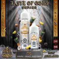 TASTE OF GODS OG - ILLUSIONS 60mL