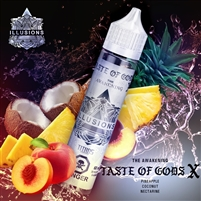 ILLUSIONS - TASTE OF GODS X 60mL