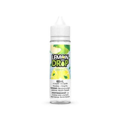 GREEN APPLE - LEMON DROP ICE 60mL