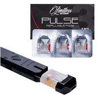 Pulse Vape Pods by Limitless (Authentic)