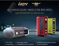 iJoy Maxo Quad 18650 Box Mod (Blue Out Of Stock)