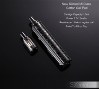 SX Mini Mi Class Replacement Pods by YiHi (2pc)