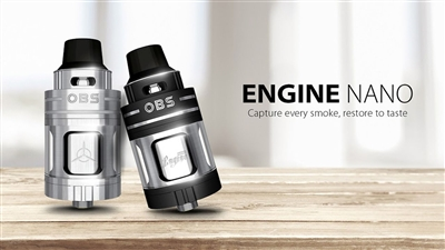 Engine Nano RTA by OBS (Out of Stock)