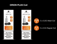 Orion Plus Replacement Coils by Lost Vape