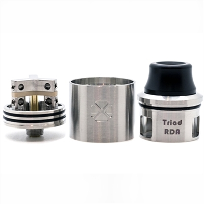 Triad RDA by asMODus (Out of Stock)