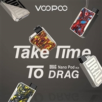 Drag Nano Pod Kit by Voopoo