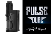 Pulse Dual 18650 Kit by Vandy Vape (Out of Stock)