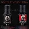 Double Vision RDA by Compvape (Authentic) (Rose Gold out of stock)