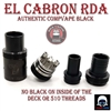 El Cabron RDA (Authentic)