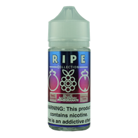 RIPE COLLECTION BLUE RAZZLEBERRY POMEGRANATE 100mL (3mg Out of Stock)