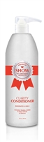 CLARITY Conditioner [32oz] by SHOW Premium Pet Grooming Products