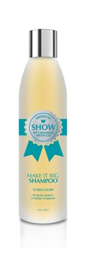 Make It BIG Shampoo [8oz] by SHOW Premium Pet Grooming