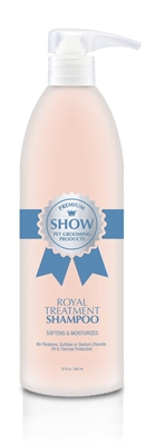 ROYAL TREATMENT SHAMPOO 32oz by SHOW Premium Pet Grooming Products
