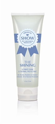 THE SHINING High Gloss Coat Polish by SHOW Premium Pet Grooming Products