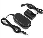 AC Adapter Canon ACK-E2 DR-400 with Microfiber
