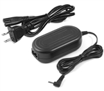 AC Adapter Canon CA-PS700 with Microfiber
