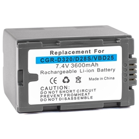 Panasonic CGR-D320 Battery