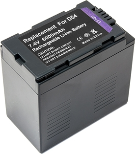 Panasonic CGR-D54 Battery HVX-200 DVX-100B