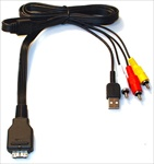 Sony VMC-MD2 USB AV Cable