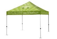 10ft Graphic Tent