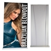 "Pro Retractable Banner 48""x92"""