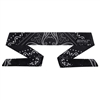 Bandana Headband - Black