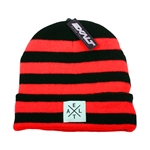 Crossroads Beanie Magma Red