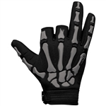 Death Grip Glove - Half Finger - Grey