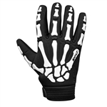 Death Grip Glove - White