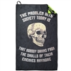 Skulls of the Enemies Team Microfiber