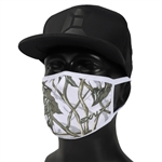 Exalt Face Mask - Snow Branch Camo