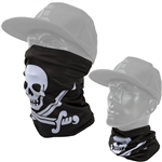 Exalt Neck Gaiter - Jolly Roger Pirate